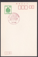 Japan Commemorative Postmark, Tamori Post Office Performance (jch1033) - Japan
