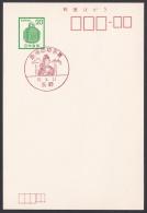 Japan Commemorative Postmark, Painting Okada Saburousuke (jch1052) - Japan