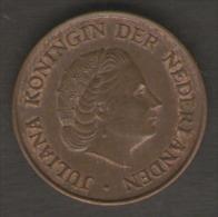 PAESI BASSI 5 CENTS 1967 - Nederland