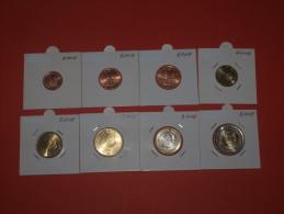 KMS SPAIN - SPANIEN  (1 Cent  Bis 2 Euro) 2008 UNC - Espagne