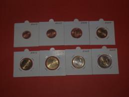 KMS SPAIN - SPANIEN  (1 Cent  Bis 2 Euro) 2009 UNC - Espagne