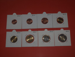 KMS SPAIN - SPANIEN  (1 Cent  Bis 2 Euro) 2015 UNC - Spagna