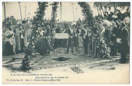 ESPAGNE - MADRID - (N° 2.) - Fiestas Réales En Mayon1902 - CPA - Madrid