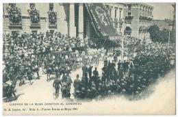 ESPAGNE - MADRID - (N° 4.) - Fiestas Réales En Mayon1902 - CPA - Madrid