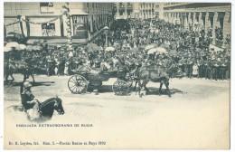 ESPAGNE - MADRID - (N° 5.) - Fiestas Réales En Mayon1902 - CPA - Madrid