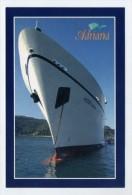M.s. ADRIANA - Marina Cruises Company   ( 2 Scans ) - Dampfer