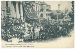 ESPAGNE - MADRID - (N° 6.) - Fiestas Réales En Mayon1902 - CPA - Madrid