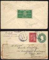 VIGNETTE ESPERANTO / 1913 USA - PAWTUCKET - RHODE ISLAND ENTIER POSTAL POUR LA FRANCE (ref 2032) - Esperanto