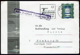 Schaken Schach Chess Ajedrez échecs - Duitsland Berlin - MiNr 436 Op Kaart - Echecs