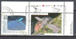 Canada 1992 - Mi.1323-24 - Horizontal Pair - Used Gestempelt - 1952-.... Règne D'Elizabeth II
