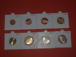 KMS ITALY - ITALIEN (1 Cent  Bis 2 Euro) 2012 UNC - Italie