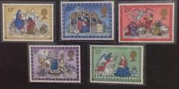 Great Britain UK MNH Stamps 1979 : Christmas / Horse / Angel - 1952-.... (Elisabetta II)