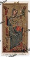 Maria SS. Di Montevergine  - Santino - Holy Card - Images Religieuses
