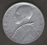 VATICANO 10 LIRE 1952 - Vaticano