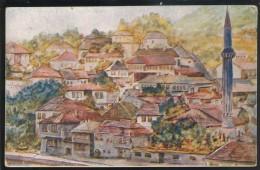 KOSOVO KOSOVSKA MITROVICA OLD POSTCARD - Kosovo