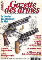 REVUE GAZETTE DES ARMES  N°371 - Revues & Journaux