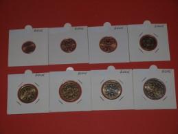 KMS PORTUGAL (1 Cent  Bis 2 Euro) 2006 UNC - Portugal