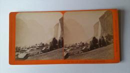 SUISSE STAUBACH JUNGFRAU CIRCA 1876 FLORENTIN CHARNAUX GENEVE N°559 /FREE SHIPPING R - Fotos Estereoscópicas