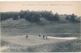 CABOURG - Golf, 8� Trou, Dunes