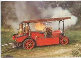 Camion Voiture De Pompier 1907 Incendie - The National Motor Museum Beaulieu - Postcards