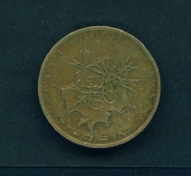 FRANCE  -  1977  10f  Circulated Coin - K. 10 Francs