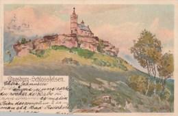 DAGSBURG (Moselle) - Château - Rochers - Autres Communes