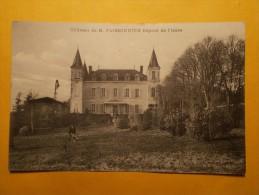 Carte Postale - PRIMARETTE (38) - Château De M.Plissonnier Député De L'Isére (15/30A) - Autres Communes