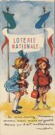 Marque Page Loterie Nationale Poulbot Et Cigarette Celtique - Marque-Pages