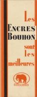 Marque Page Encre Bouhon Librairie Castaigne Bruxelles - Marque-Pages