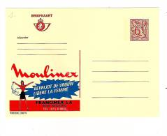 Publibel Neuve N° 2697 N (MOULINEX: Libère La Femme  -  Bevrijdt De Vrouw  Francimex  Gosselies) - Publibels