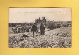 * CPA..dépt 51..SOMME -  TOURBE  :   Vue Générale  -  La Grande Guerre De 1914 - 17  : Voir Les 2 Scans - France