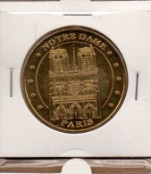 Monnaie De Paris : Notre-Dame De Paris Face Façade - 2012 - Monnaie De Paris