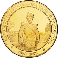 L'Histoire De France, Médaille, Napoléon III - France