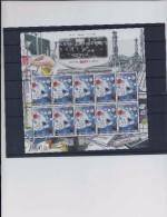 Belgie -Belgique 4096 Velletje Van 10 Postfris - Feuillet De 10 Timbres Neufs  -  Internationaal VN Jaar Chemie - Feuilles Complètes