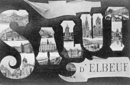 1 Cpa Elbeuf - Elbeuf