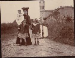 Photo Ancienne 1904 Feyzin Lyon - Lieux