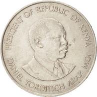 Kenya, République, 1 Shilling 1980, KM 20 - Kenya