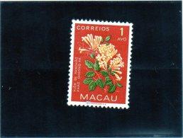 1953 Macao - Fiore - 1999-... Regione Amministrativa Speciale Della Cina