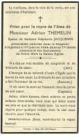 Musson Signeulx Adrien Themelin Epoux De Stephanie Jacquemin 1867 1944 - Musson