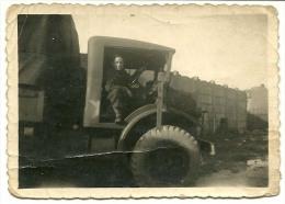 Photo Camion Militaire - Belgique