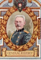 1915 / WW1 / SUPERB RUSSIAN MILITARY / PORTRAIT STAMPS COLLN / Nikolai Ruzsky / A Russian General Of World War I - Vieux Papiers