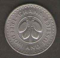 GHANA 10 PESEWAS 1975 - Ghana