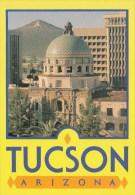 Old Pima County Courthouse Tucson Arizona - Tucson