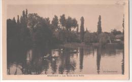 CP BRANGES LES BORDS DE LA SEILLEl  (71 Saone Et Loire) 1942 - France