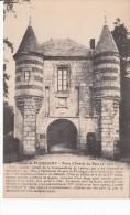 Cp , 89 , THORIGNY-sur-OREUSE , Château De FLEURIGNY , Porte D'Entrée DuParc (2e Vue) - Autres Communes