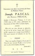 Tintigny Breuvanne Rosalie Pireaux Veuve De Joseph Pascal Breuvanne Tintigny  1863 1948 - Tintigny