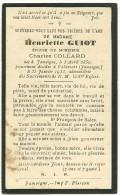 Chiny Jamoigne Henriette Guiot Epouse De Charles Collard Jamoigne 1850 Valansart 1933 - Chiny