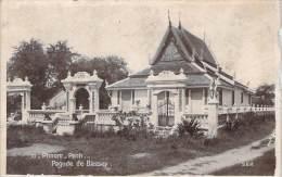 Cambodge - Phnom-Penh - Pagode De Bassey (qualité Photo) - Cambodia