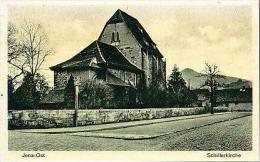 Jena   240        Jena-ost Schillenkirche - Jena