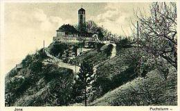 Jena   241        Fuchsturm - Jena